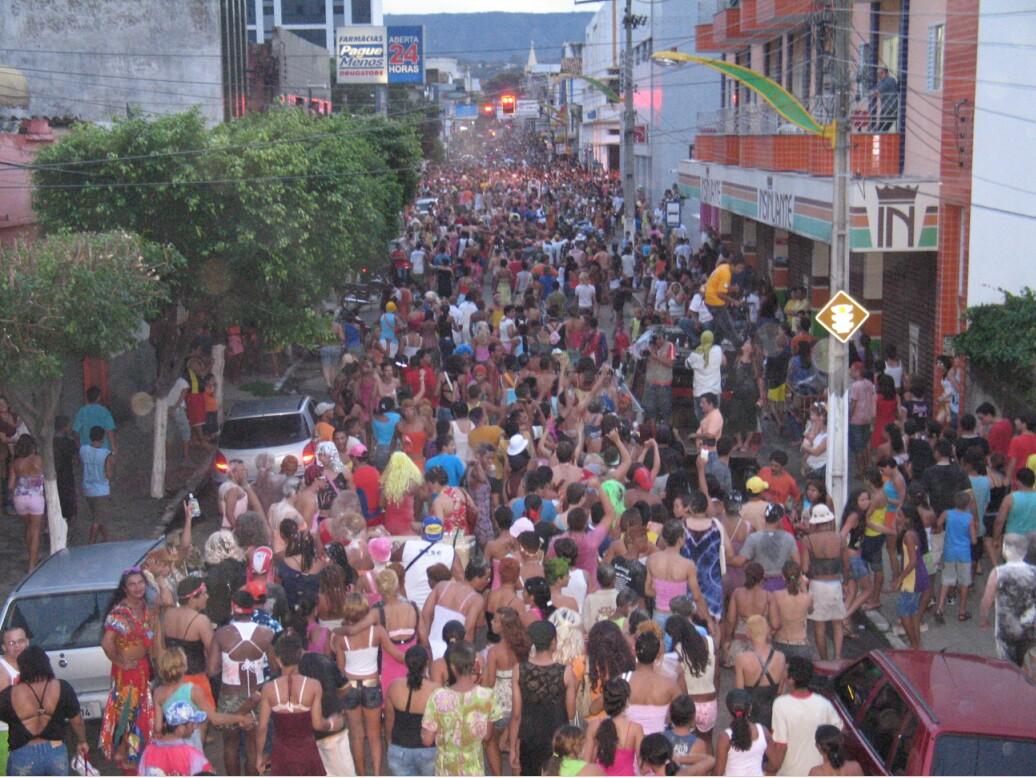 Carnaval em Santa Quitéria